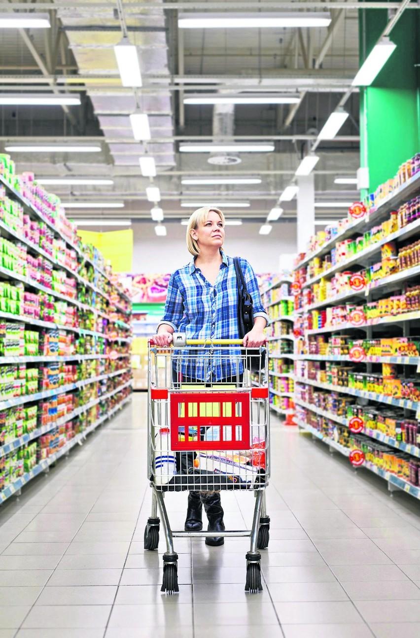 Zakupy w marketach będą droższe, jeśli rząd przeforsuje podatek? Przekonamy się o tym pewnie  jeszcze w tym roku