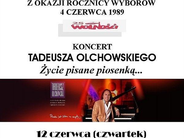 W Centrum Animacji Kultury w Międzychodzie odbędzie się koncert upamiętniający rocznicę wyborów z 4 czerwca 1989 r.