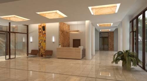 Tak będzie wyglądać recepcja nowego apartamentowca Echa Investment