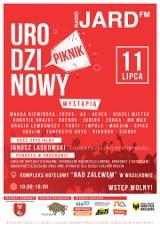 Urodziny Radia JARD. Janusz Laskowski i gwiazdy disco polo wystąpią w Wasilkowie