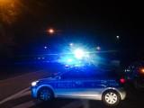 Ostrożne. Śmiertelny wypadek na drodze gminnej. Kierowca pojazdu osobowego potrącił 73-letniego rowerzystę