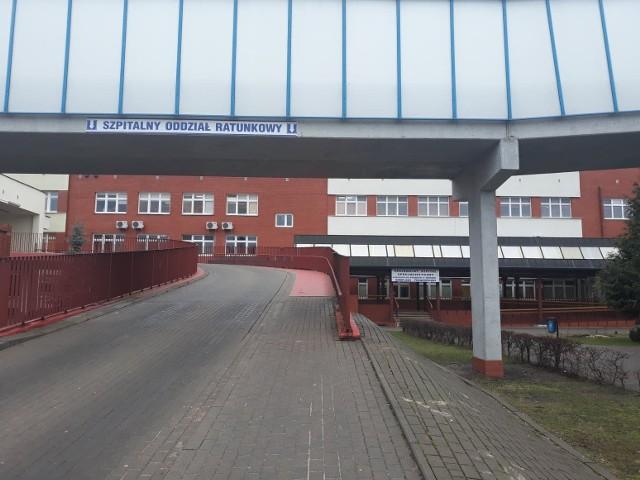 Szpital w Grudziądzu z całkowitym zakazem odwiedzin