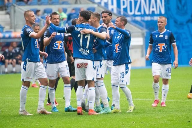 Zawodnicy Lecha Poznań są już po dwóch dawkach szczepionki firmy Pfizer. To pozwoli zmniejszyć ryzyko zachorowań w zespole przed startującym za kilka dni sezonem PKO Ekstraklasy.