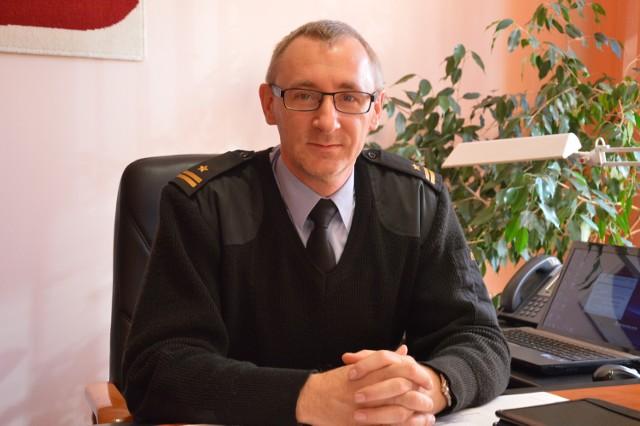 Komendant Powiatowy Państwowej Straży Pożarnej w Świebodzinie