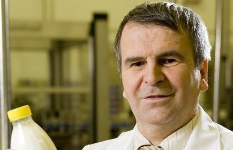 Prezes Mlekovity: Po zniesieniu kwot produkcja mleka wzrośnie o 30 procDariusz Sapiński, prezes Mlekovity