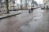 Raczej nie uda się w maju rozpocząć modernizacji ulic w centrum Nakła