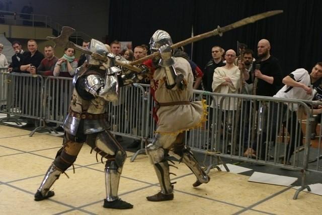 Turniej Walk rycerskich w Jaworznie