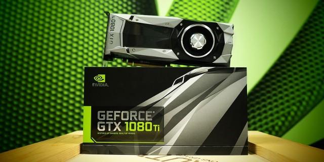 Nvidia GeForce GTX 1080 TiNvidia GeForce GTX 1080 Ti