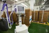 Polpharma sprowadza 100 respiratorów. Trafią do szpitali w całym kraju