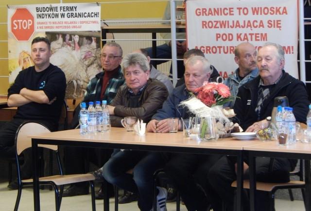 Mieszkańcy Granic (gmina Maszewo) już wyrazili protest przeciwko fermie indyków. Teraz czekają na to, co zrobi SKO.