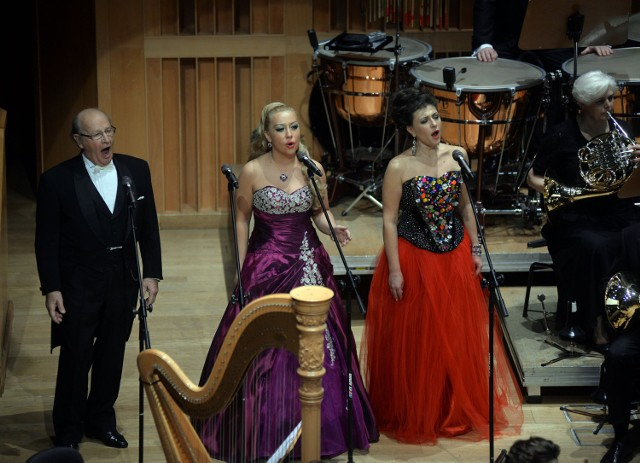 25. Charytatywny Uroczysty Wieczór Koncertowy zorganizowany przez Lions Club Gdańsk Neptun w piątek, 27.11.2015 r.
