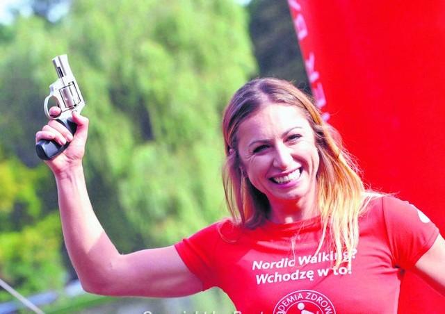 Justyna Kowalczyk to jedna z największych i wciąż najpopu-larniejszych polskich sportsmenek. Do Mielna przyjedzie 4 maja