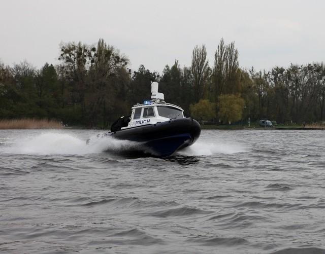 Policja wodna w Poznaniu