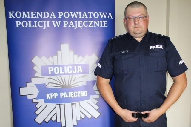 Rzecznik policji w czasie wolnym od pracy zatrzymał pijanego kierowcę