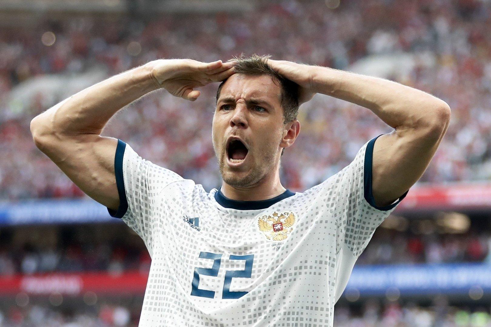 37bb50fc5 MŚ 2018 Hiszpania - Rosja, skrót meczu, gole, wideo. Zobacz bramki z