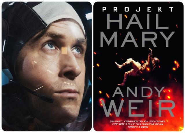 """W 2018 roku oglądaliśmy Ryana Goslinga w filmie """"Pierwszy człowiek"""". Teraz wyruszy w kosmos w """"Projekcie Hail Mary"""" – ekranizacji powieści Andy'ego Weira"""