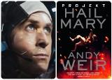 """Czy leci z nami pilot? Co robi belfer w kosmosie w książce """"Projekt Hail Mary"""" - najnowszej powieści Andy'ego Weira, autora """"Marsjanina""""?"""