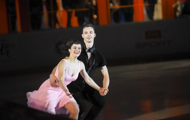 Natalia Kaliszek - Maksym Spodyriew liczą na dobry wynik na mistrzostwach świata