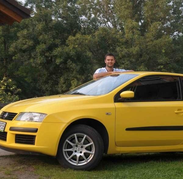 - To przyzwoite auto, które może się podobać - mówi Miłosz Pawełczyk z Kędzierzyna-Koźla.