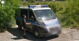 Auta Googla na ulicach polskich miast. Zobacz śmieszne sytuacje w oku kamery [GALERIA ZDJĘĆ]