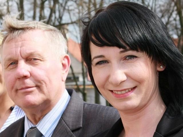 Od wtorku, 1 lutego, Agnieszka Olender ma pomagać burmistrzowi Tadeuszowi Dubickiemu w rządzeniu gminą.