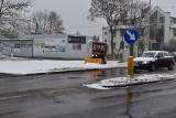 Spadł śnieg w Krośnie Odrzańskim. Zapraszamy na spacer po mieście w zimowej oprawie. Cieszmy się śniegiem, bo zaraz go nie będzie