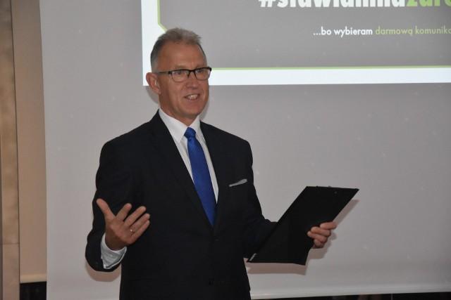 Mirosław Lenk oficjalnie rozpoczął kampanię wyborczą