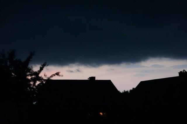 Burza w Wielkopolsce