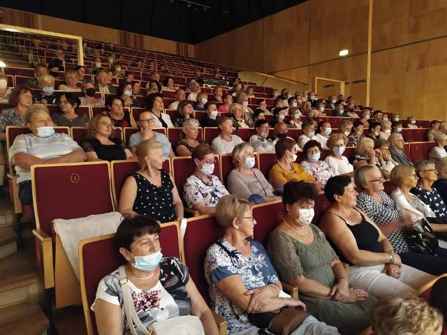 W niedzielę w sali koncertowej Filharmonii Opolskiej polonijni muzycy zaprezentowali się podczas koncertu laureatów.
