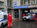 """Protest w Szpitalu Wojewódzkim w Poznaniu. """"SOR pozostaje bez personelu ratowniczo-pielegniarskiego"""""""