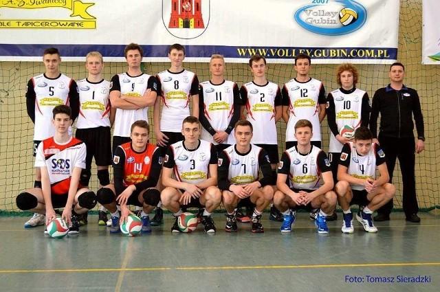Zwycięska ekipa, czyli GKAS Tęcza Volley już wkrótce będzie rywalizować w półfinale MP juniorów.