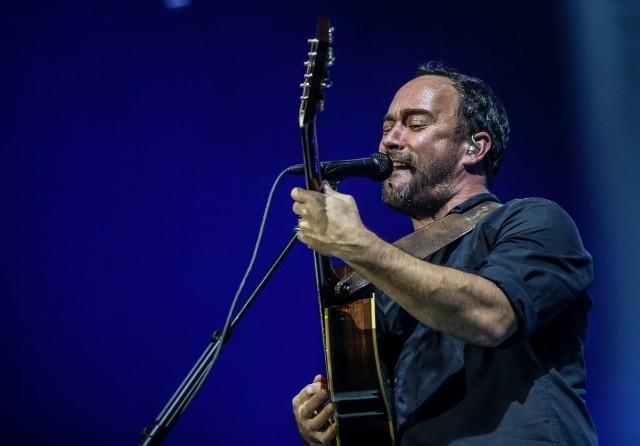 Koncert Dave Matthews Band odbył się w Ergo Arenie.