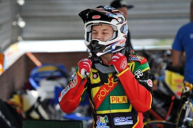 Wadim Tarasenko zdobył 9 punktów