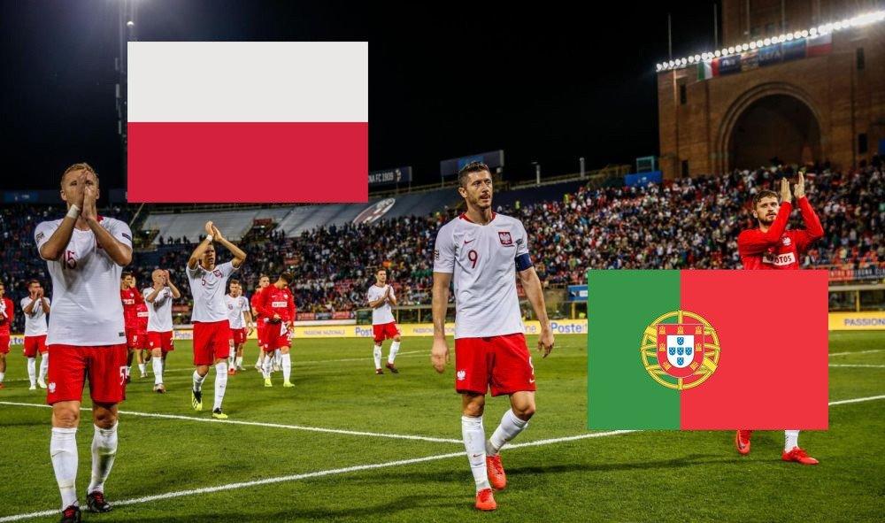 c3cbea748 Wynik meczu Polska Portugalia [11.10.18] Polska Portugalia bramki ...