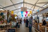 Bazar Natury w Garnizonie. 1.05.2021 r. Targi z ekologiczną żywnością w Gdańsku, połączone z relaksem na świeżym powietrzu