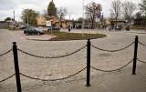 Po remoncie trwającym kilka miesięcy plac przed dworcem PKP w Inowrocławiu otwarty [zdjęcia]