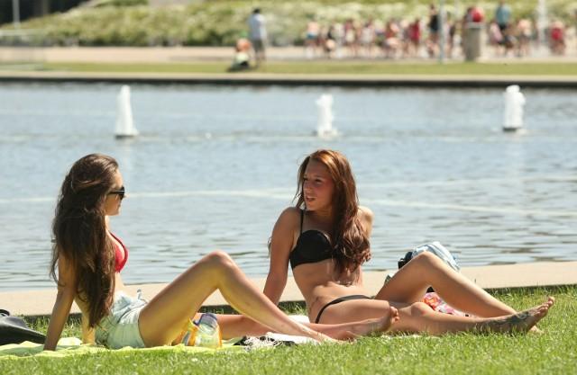 Przez najbliższe dni we Wrocławiu będzie gorąco
