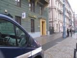 Alarm w banku w centrum Wrocławia. Ewakuacja pracowników i klientów