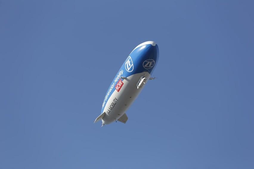 Zeppelin NT pojawi się dziś i jutro nad Wrocławiem