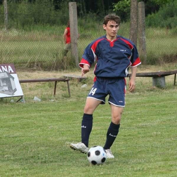 Rafał Niziołek powinien w najbliższych dniach zostać potwierdzony do gry w drużynie MKS-u.