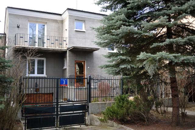 Dom gen. Czesława Kiszczaka