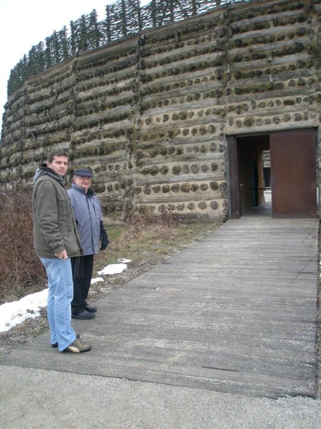 Taką konstrukcję urzędnicy oglądali w niemieckim Raddusch, bo chcą zbudować coś podobnego w Głogowie.