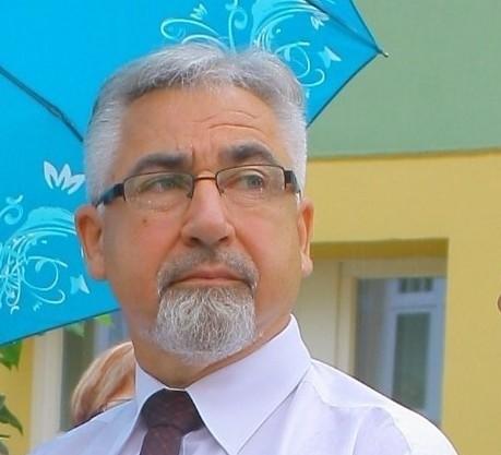Wiesław Szkondziak, burmistrz Nowego Miasteczka