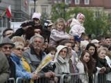 Białystok świętuje 3 Maja (zdjęcia, wideo)
