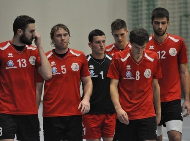 Siatkarze z Opola po meczu w Rybniku nie mogli być zadowoleni.