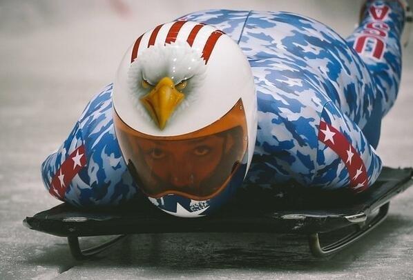 Kaski olimpijczyków - zobacz najciekawsze i najbardziej fantazyjne kaski [ZDJĘCIA]