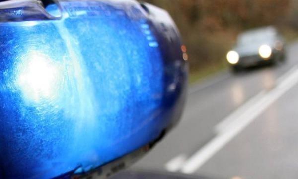 Wypadek na drodze krajowej nr 10, między miejscowościami Krąpiel a Święte.