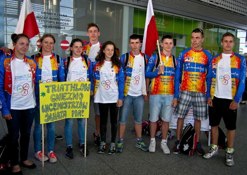 świetny Start Triathlonistów Diamentu Gniezno W Paryżu Olga