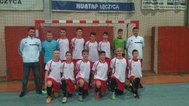 SMS Słupsk finalistą Mistrzostw Polski w Futsalu.
