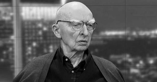 Bogusław Wolniewicz zmarł w wieku 90 lat w Warszawie